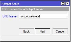 setting hotspot mikrotik - 8